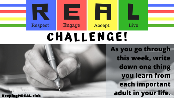 Challenge: Wise Adults