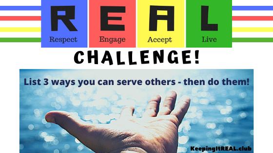 Challenge: Serve Three Ways