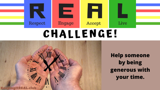 Challenge: Generous Time