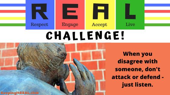 Challenge: Just Listen