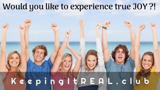 Experience True Joy!