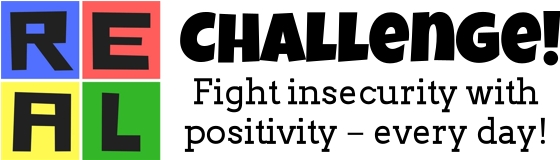 Fight insecurity with positivity every day!