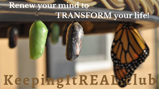 Renew your mind to TRANSFORM your life!